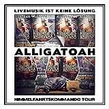 Livemusik ist keine Lösung: Himmelfahrtskommando Tour von Alligatoah