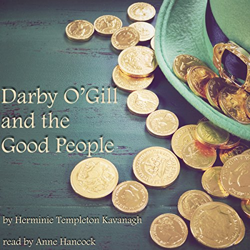 Darby O'Gill and the Good People audiobook cover art