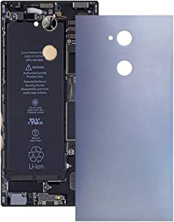 Battery case Jrc Back Cover with Side Keys for Sony Xperia XA2 Ultra(Grey) Mobile phone accessories (Color : Grey)