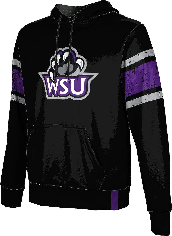 Weber State University Under blast sales Men's Pullover Swea School Free Shipping New Hoodie Spirit