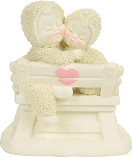 """Department 56 Snowbabies """"Through Thick And Thin"""" Porcelain Figurine, 4.2"""""""
