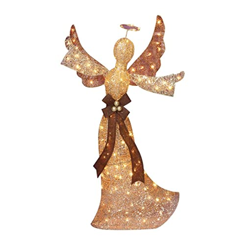 Lighted Angel Outdoor Christmas Decorations.Angel Outdoor Christmas Decorations Amazon Com