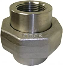304 Stainless Steel Union PENN MACHINE WORKS, NPT, 1
