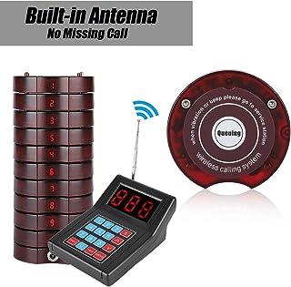 نظام الاتصال اللاسلكي 100-240 فولت، 3 أوضاع مؤشرات 1.5 كيلومتر مسافة اتصال مدمجة ومباعد اتصال لاسلكي للمقاهي