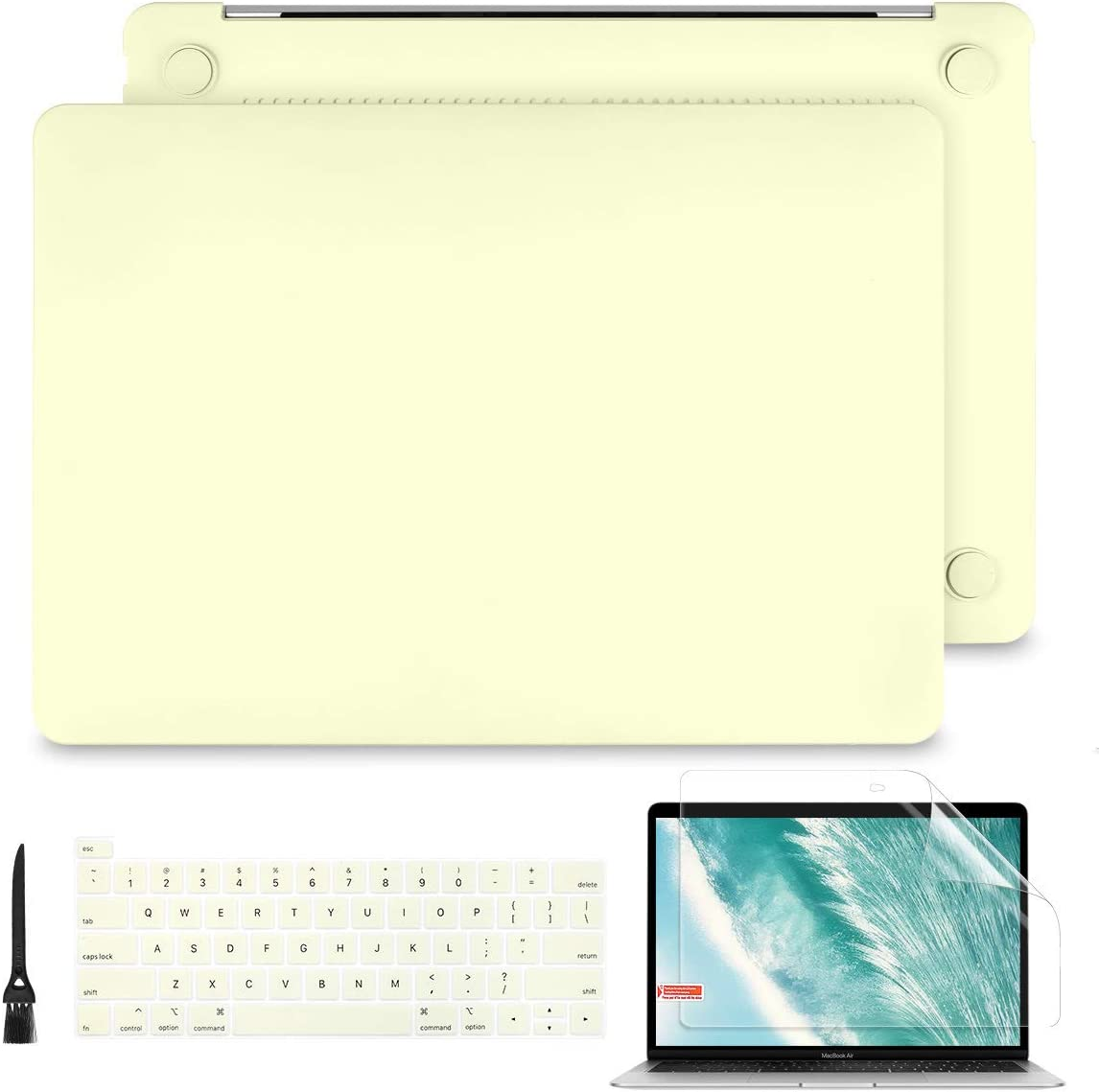 Batianda for MacBook Pro 13 Case A2338 Rapid rise M1 Fashion A2289 2020 A22 Release
