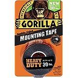 Gorilla(ゴリラ) 超強力両面テープ 25mm x 1.5m (黒) [並行輸入品]