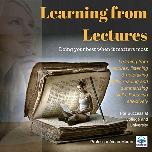 Learning from Lectures audiobook cover art
