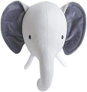 Animal Plush Stuffed Wall Decoration Adorable Super Soft Plush Toys for Children 3D Wall Decoration in Rooms Birthday Gift...