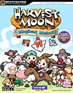 Harvest Moon Magical Melody & Harvest Moon Official Strategy Guide de BradyGames