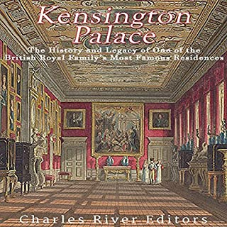 Kensington Palace audiobook cover art