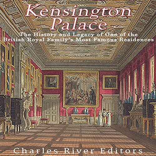 Kensington Palace audiobook cover art