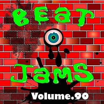 Beat Jams, Vol. 90