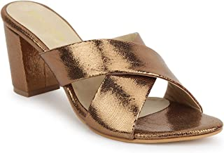 SCENTRA BOSSLADY10 Copper Heel