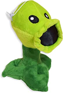 Inspired by Plants VS Zombies Peashooter Plush Toys Doll Stuffed Soft