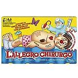 Hasbro Gaming B2176 L'Allegro Chirurgo (Gioco in Scatola), Età 6+...