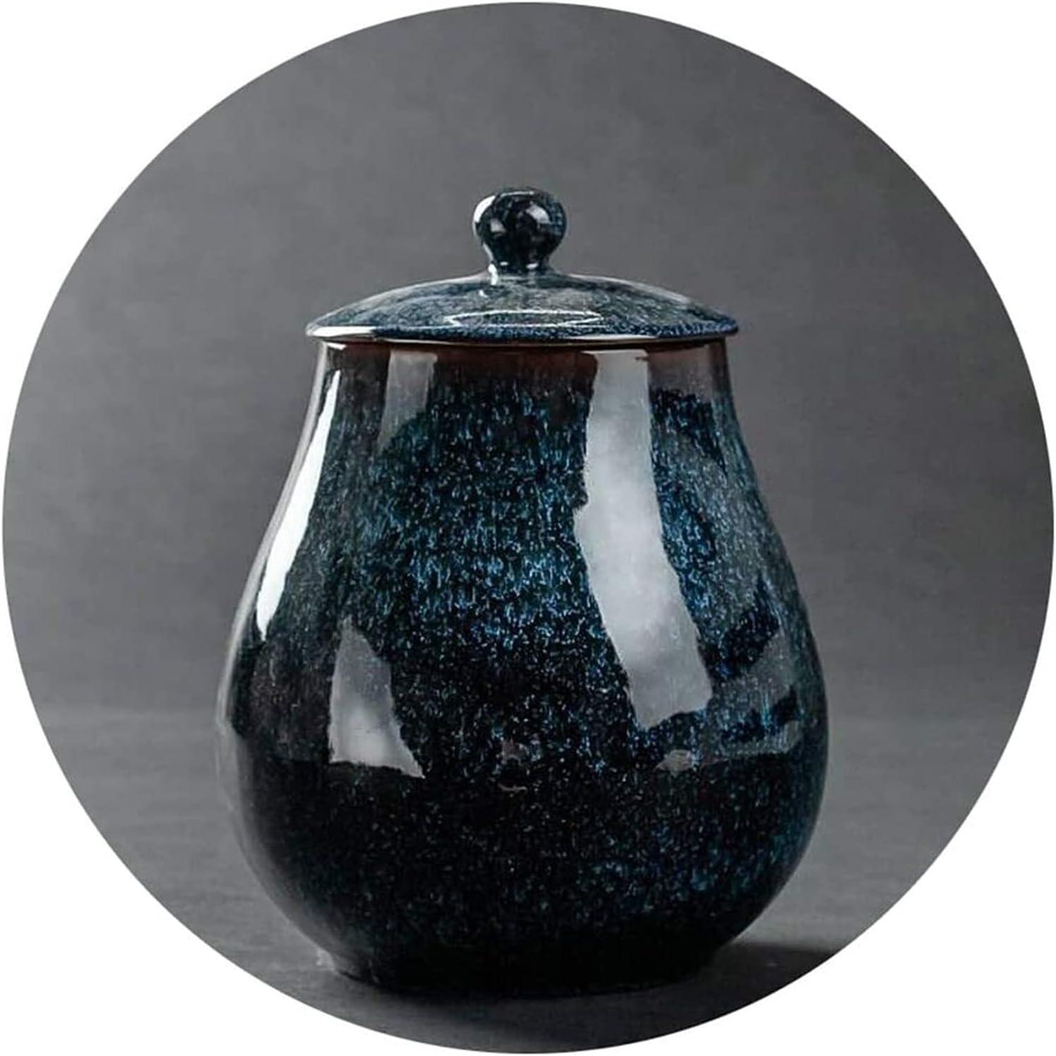MTFZD Funeral Urn Cremation Urns Max 58% OFF Human Max 90% OFF Ceramic Big Sta Adult