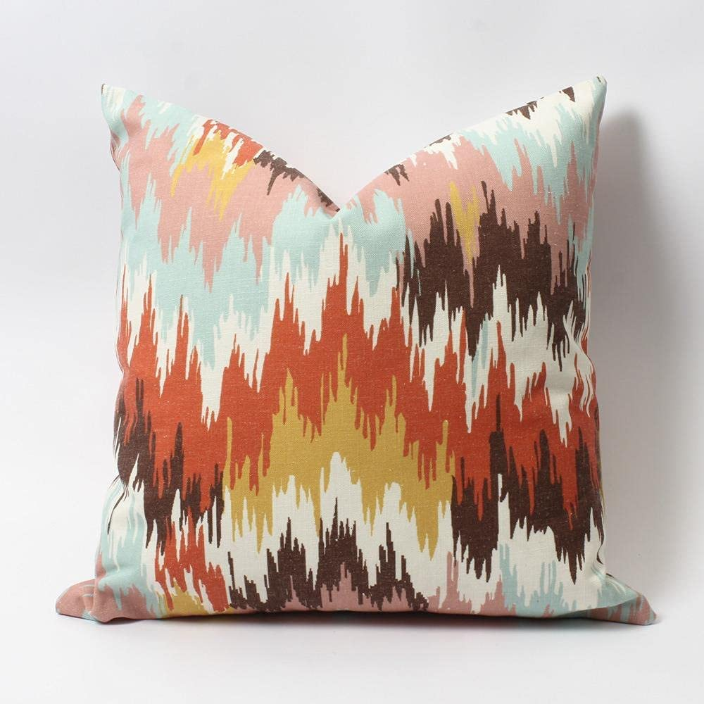 Multi Popular Coloured and Patterned Direct store H Cushion