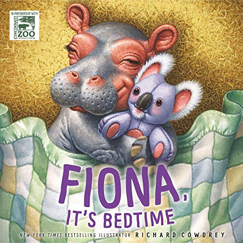 Fiona, It's Bedtime  By  cover art