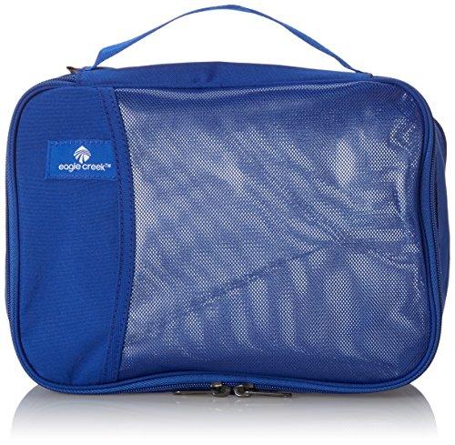 Eagle Creek Pack-it Original Clean Dirty Cube Small Bolsa para Calcetines, 26 cm, 5 litros, Blue Sea
