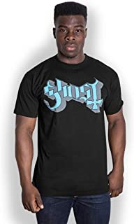 Ghost B.C. Men's Logo T-shirt Black