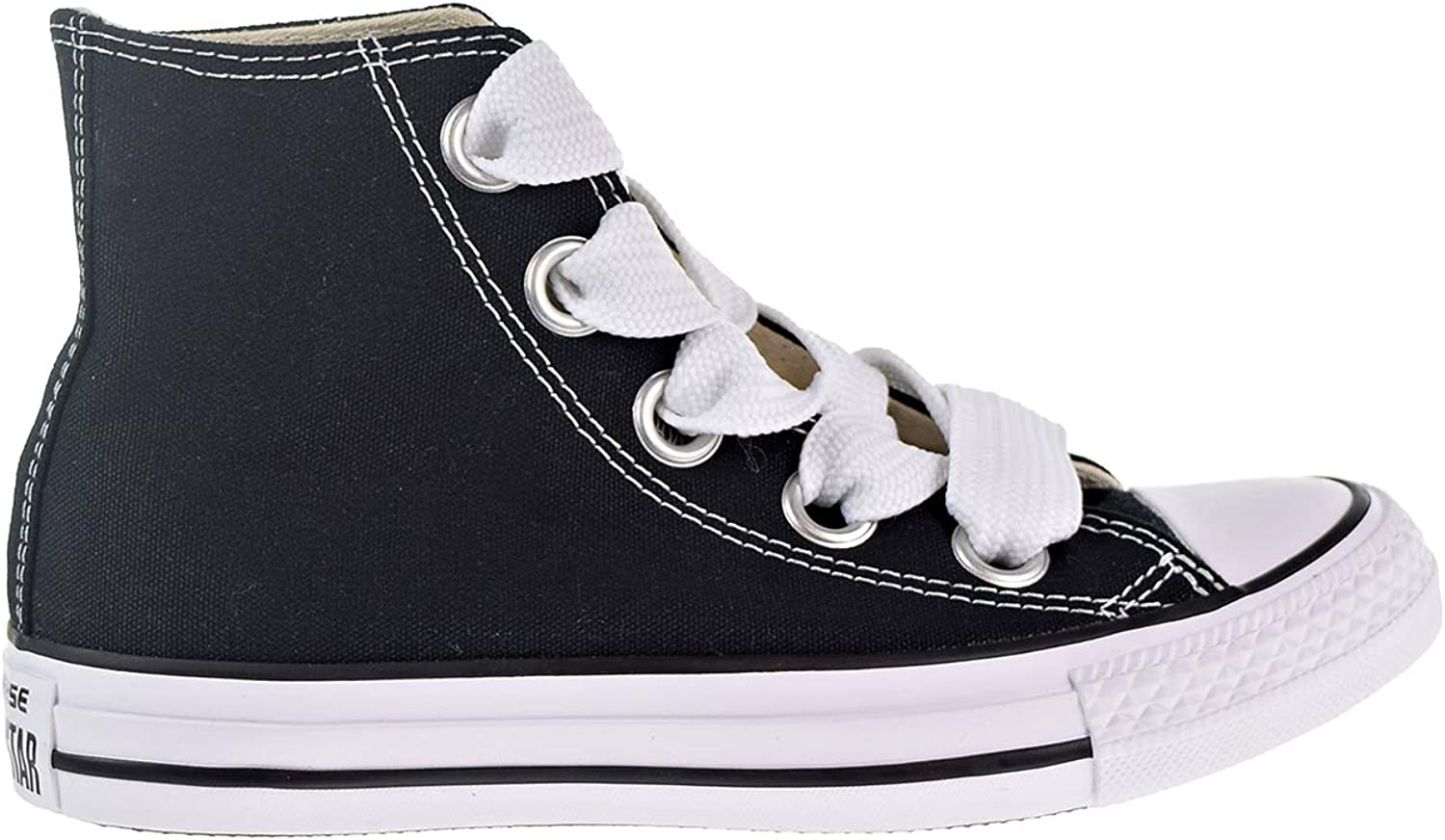 Converse Chuck Taylor All Star Canvas Big Eyelets Hi Women's Classic shoes