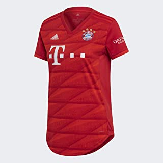 adidas Bayern Munich Womens Jersey 2019-2020