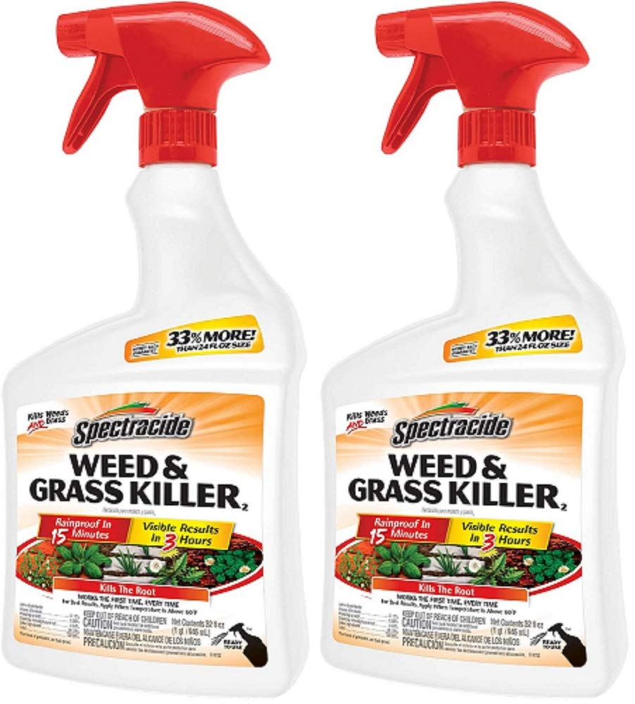Spectracide Weed Grass unisex Killer Indefinitely 32 HG-96428 Ready-to-Use fl