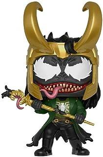 Funko Pop! Vinilo Venomized Loki Pop