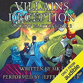 Villains Deception cover art