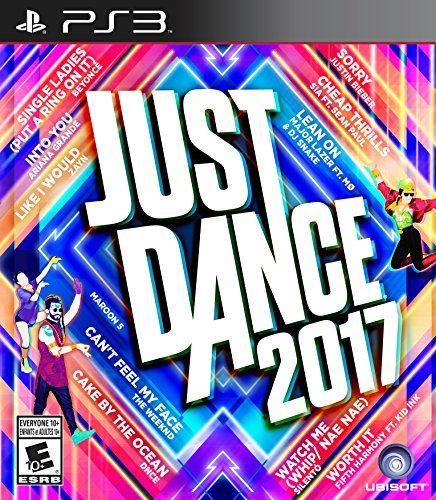 Just Dance 2017 (輸入版:北米) - PS3