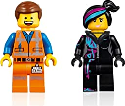 Lego Movie Emmet & Wyldstyle Minifigures Set