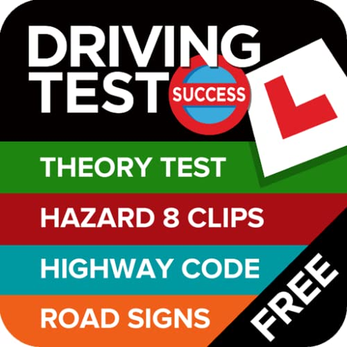 Driving Theory Test 4 in 1 2019 Kit Free