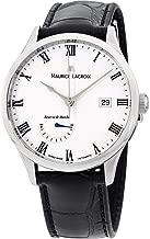 Maurice Lacroix Masterpiece Reserve de Marche Automatic Movement White Dial Men's Watch MP6807-SS001-112-1