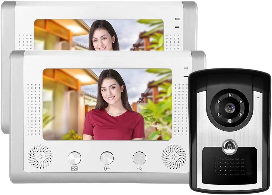 7in 1V2 At the price Recommendation of surprise Video Doorbell Kit with HD Waterproof Intercom