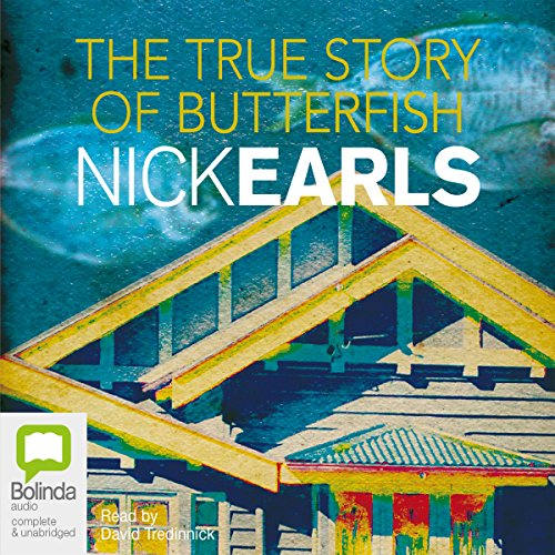 The True Story of Butterfish audiobook cover art