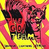 thunder lightning strike [Vinilo]