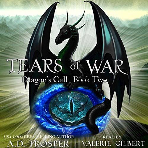 Tears of War audiobook cover art