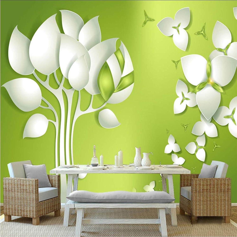 ordenar ahora Syssyj 3D Estéreo Estéreo Estéreo Abstracto árbol Flor Fondo De Tv Murales De Parojo Papel Tapiz Oficina Salón Decoración Papel De ParojoRollo-200X140CM  servicio de primera clase