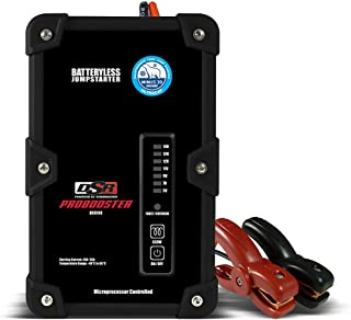 Schumacher DSR108 12V 450A Battery less Jump Starter