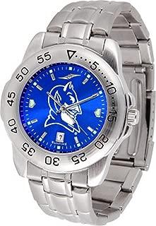 NCAA Stainless Steel Team Logo Men's Watch