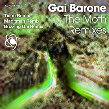 The Moth - Remixes