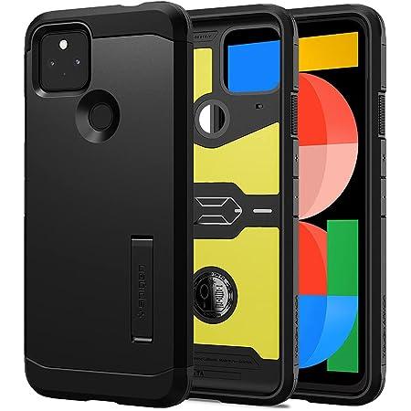 Spigen Tough Armor Designed for Google Pixel 5a 5G Case (2021) - Black