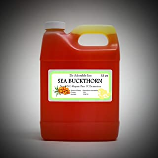 Sea Buckthorn Carrier Oil (Co2 Extracted) 100% Pure 32 Oz/ 1 Quart