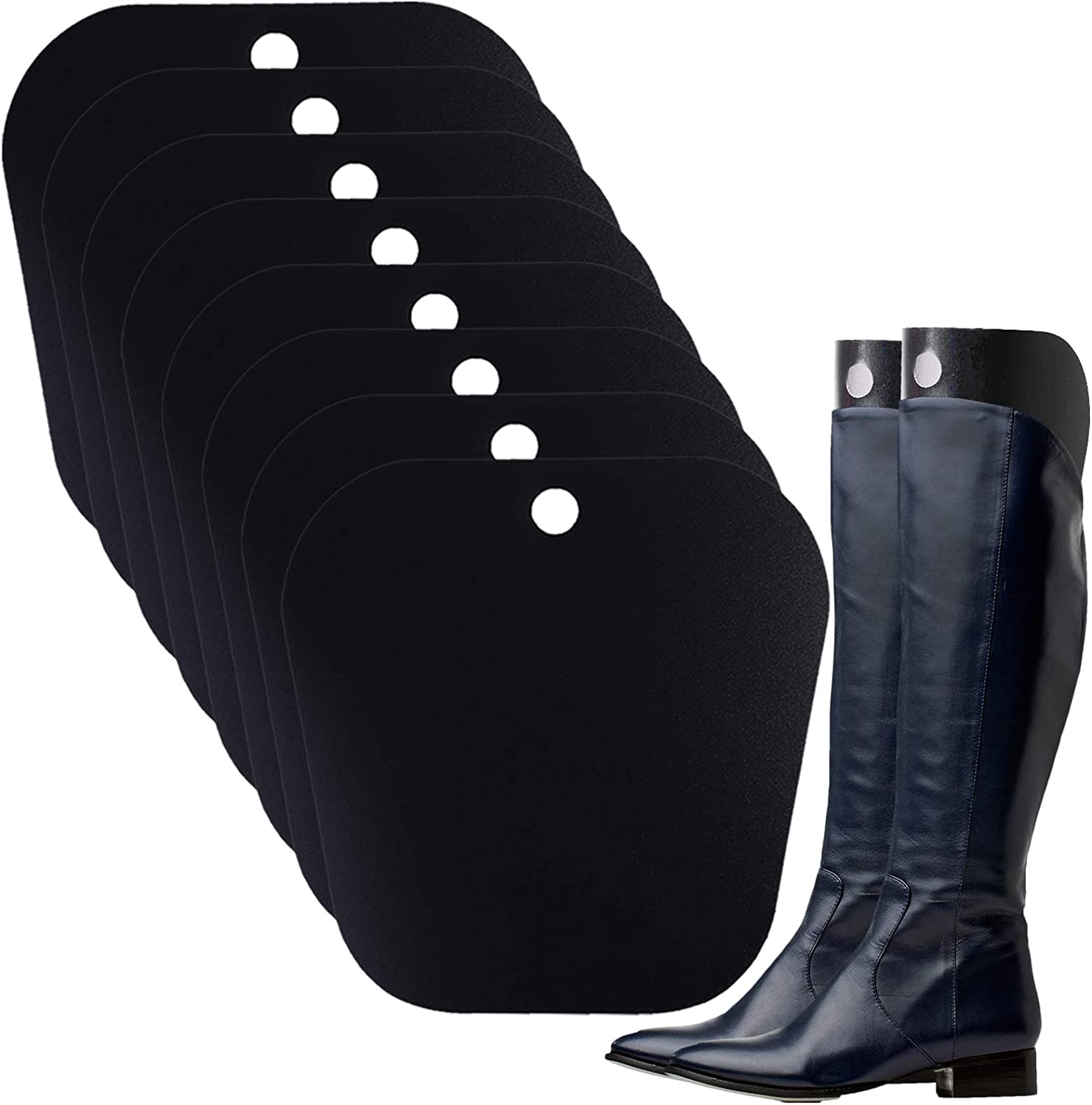 Ruisita 4 Pairs Tall Boot Trust Shaper Inserts Support Directly managed store for Boots Form