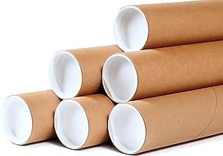 Premium Kraft Cardboard Mailing Tubes - 2