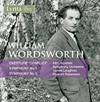 William Wordsworth: Orchestral Works by BBC Scottish Symphony Orchestra