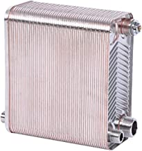 B3-12A-50 Olibelle /Échangeur de Chaleur Thermique Inox /Échangeur Thermique Eau Solaire Avec Isolation du Bo/îtier