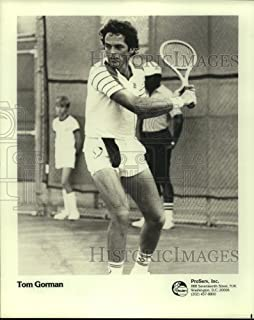 tom gorman tennis