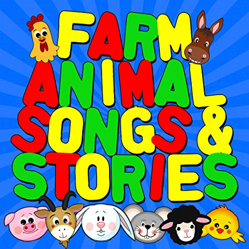 Farm Animal Songs & Stories cover art