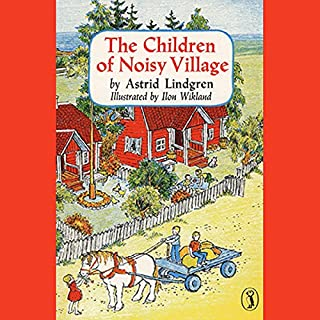Children of the Noisy Village cover art